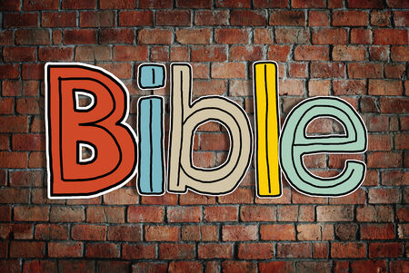 hymn: Bible Concepts Isolated on Background