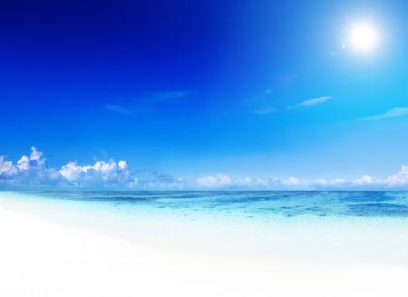 パラダイス ビーチ。