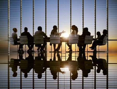 sala de reuniones: Concepto Encuentro Empresarial Sun Estrategia Profesional