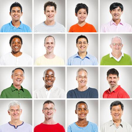 multiple ethnicities: Multi-Ethnics People