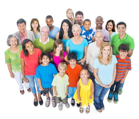 persona de pie: Comunidad