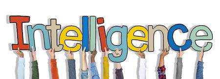 Prodigy: Grupa z rąk gospodarstwa Inteligencja Słowo Concept
