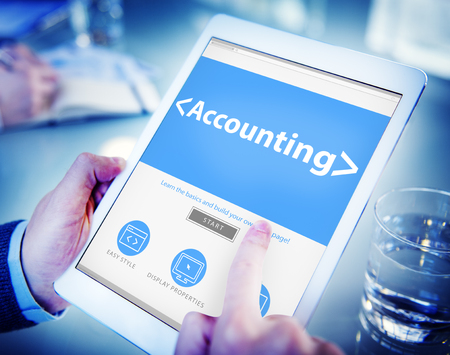 Accounting Budgeting Financial Service Ananlysing Concepts