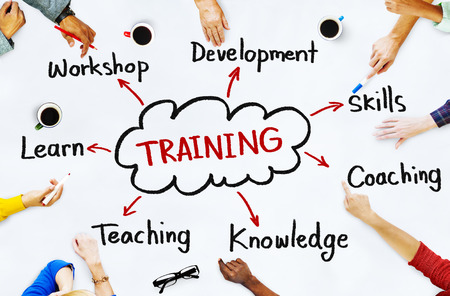 training workshop: Diverse People and Training Concepts