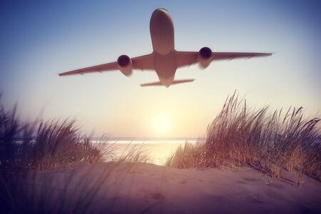 flight mode: Airplane Travel Destination Outdoors Concept