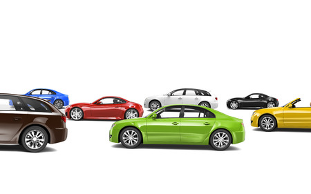 Variety of Car Collection