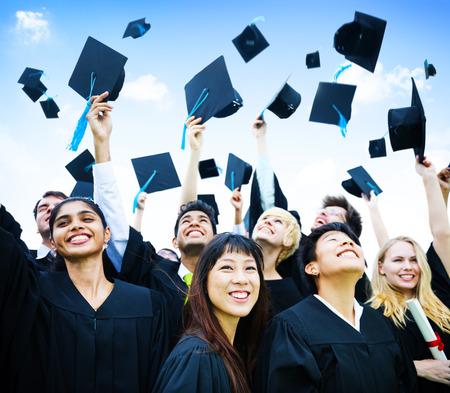 graduado: El primer paso del éxito