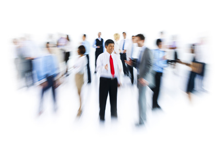 organised group: Group of Business People
