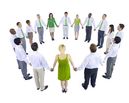 organised group: International Green Business Meeting