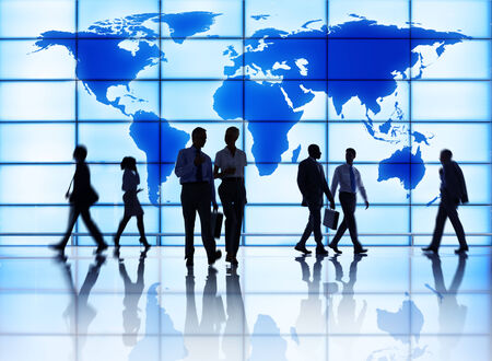 organised group: Global Business Communications