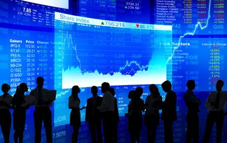 Business Communication at Stock Market