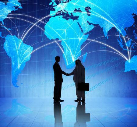 social grace: Global Business Meeting