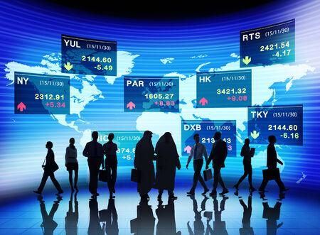 stock prices: Stock Exchange Market Trading Concepts