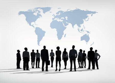 global partnership: Global Busienss