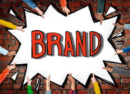 patent: Brand Marketing Branding Copyright Identity Trademark Patent Concept Stock Photo