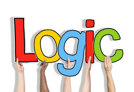 logica: Armas del Pensamiento Lógico Reason Alzar Holding Entender Concept