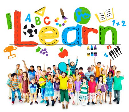 116 342 children learning stock vector illustration and royalty free rh 123rf com Brain Learning Learning Disability Clip Art