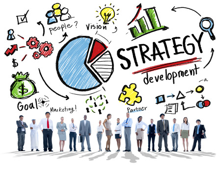 team vision: Strategy Development Goal Marketing Vision Planning Business Concept