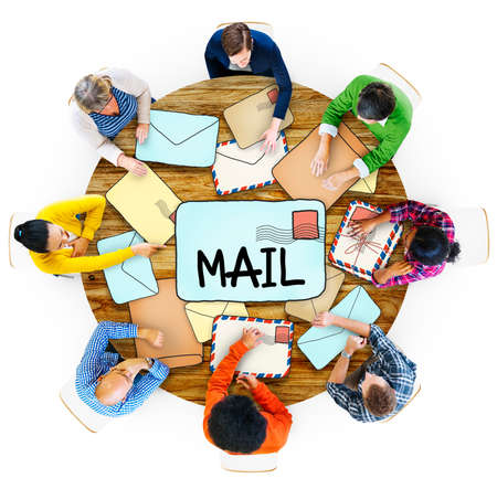 by air mail: Correo a�reo Email Publicar Informaci�n Correspondance Concepto