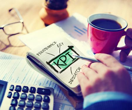 kpi: Key Performance Indicator KPI Evaluation Goals Accounting Concept