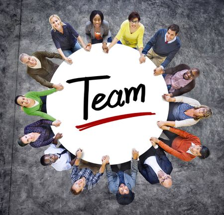 People Social Networking and Team Concept