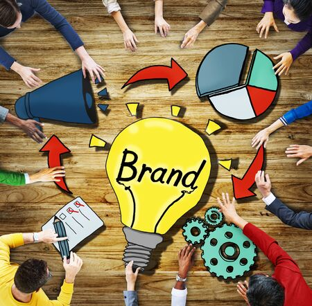 other keywords: Aerial View People Brand Innovation Trademark Symbol Concepts Stock Photo