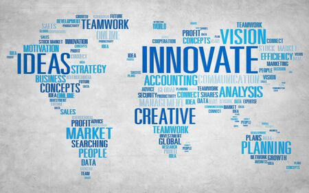 innovate: Innovation Inspiration Creativity Ideas Progress Innovate Concept Stock Photo