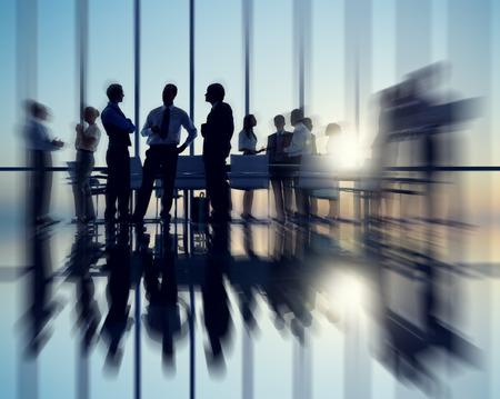 reunion de trabajo: Gente de negocios Reuni�n Seminario Asociaci�n Conferencia Colaboraci�n Concept Foto de archivo
