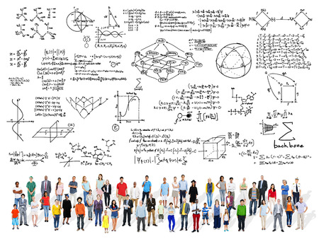 Formula Mathematics Equation Mathematical Symbol Geometry Information Concept photo