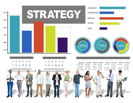 business solutions: Strategy Data Information Plan Marketing Solution Vision Concept