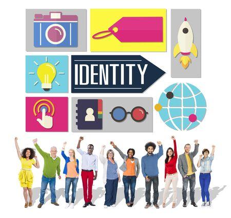 brand identity: Identity Branding Brand Marketing Business Concept