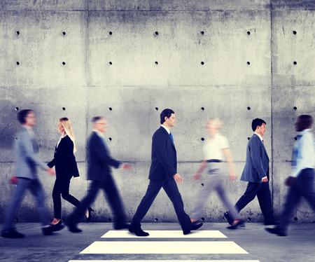 Business People Corporate Organization Working Concept Banco de Imagens - 38987619