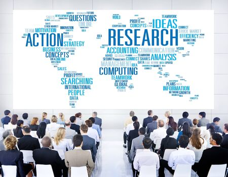 response: Research Study Report Response Result Action Concept