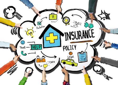 insurance policy: Diversity Hands Insurance Policy Volunteer Support Help Concept Stock Photo