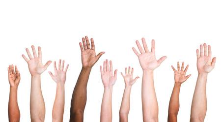 Divers diversité ethnique ethnique Variation Unity Concept Banque d'images - 39108493