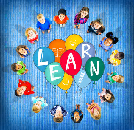 student studying: Learn Education Knowledge Student Studying Concept