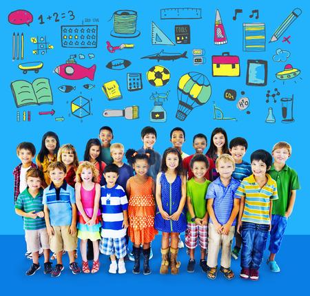 School Activity Sport Hobby Leisure Game Concept photo