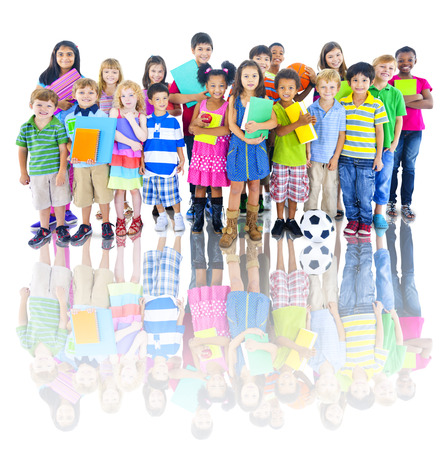 Community Diversity of Youth Friendship Joyful Team Concept