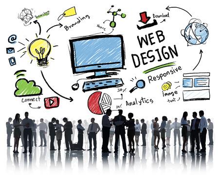 conversation icon: Content Creativity Digital Graphic Layout Webdesign Webpage Concept