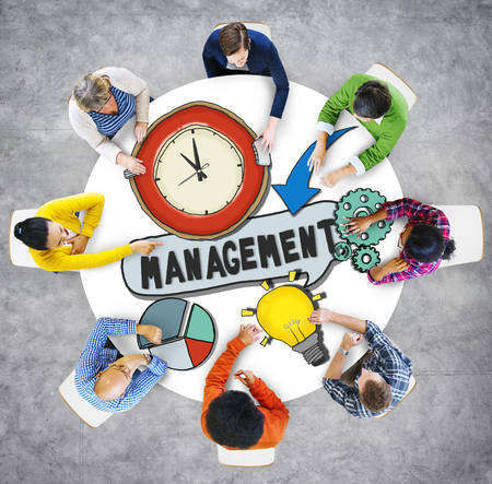 other keywords: Aerial View People Time Management Teamwork Ideas Concepts