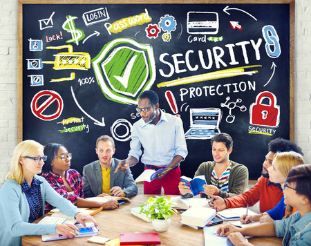 security protection: Ethnicity People Leadership Studying Security Protection Concept