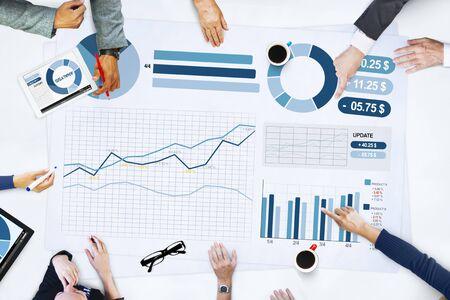 コンセプトをブレインストーミング統計解析計画人会議