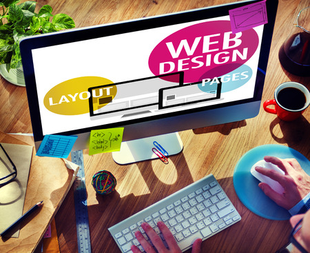 Web Design Content Creative Website Responsive Concept