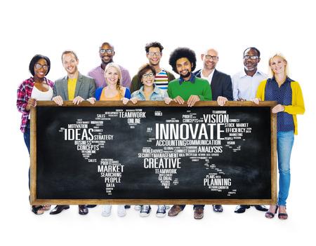 Innovation Inspiration Creativity Ideas Progress Innovate Concept Imagens