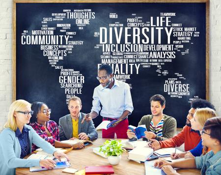 다양성 민족 세계 세계 공동체 개념 스톡 콘텐츠