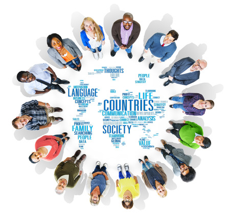 nation: Countries Nation Society Territory International Concept