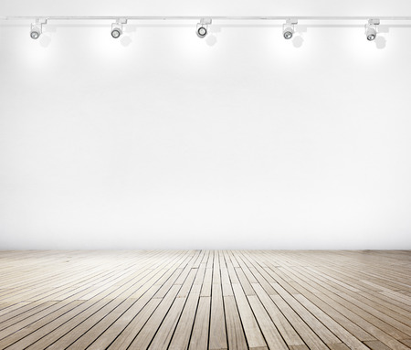 lighting background: Clean Concrete White Background No People Lighting Equipment Stock Photo