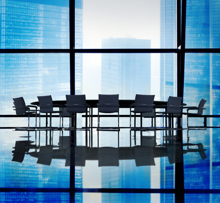 conference room meeting: Meeting Table Conference Room Concept
