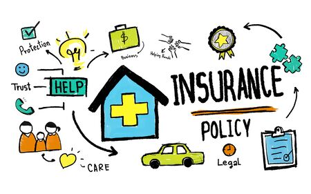 insurance policy: Insurance policy concept