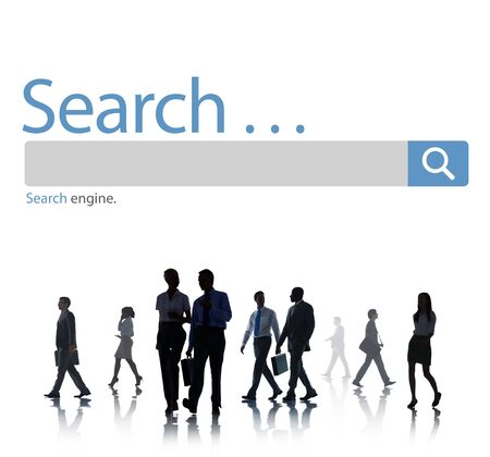 browse: Search Browse Find Internet Search Engine Concept